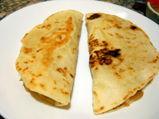 Chicken Quesadilla's