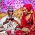 Photos from pre-wedding dinner of Emir of Kano's son, Prince Aminu Sanusi and his beautiful bride