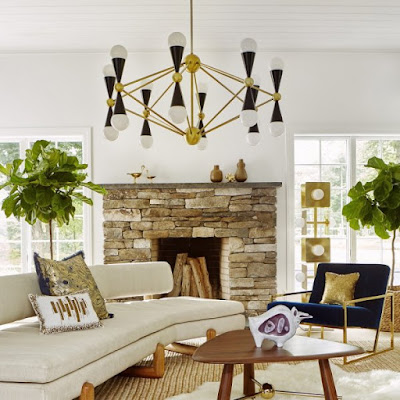 Modern Sitting Room Lighting Designs 4