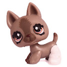 Littlest Pet Shop Large Playset German Shepherd (#491) Pet