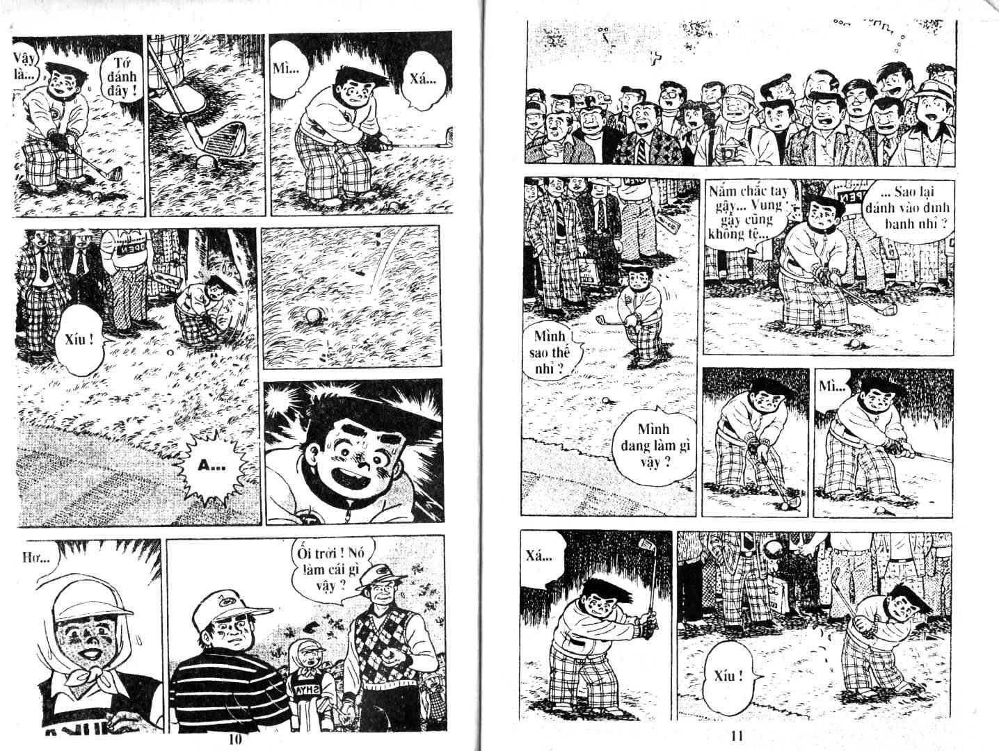 Ashita Tenki ni Naare chapter 41 trang 4