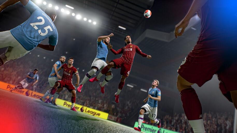 Fifa 21, Football, Game, 4K, #7.2391