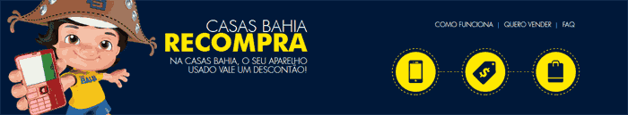 Recompra Casas Bahia