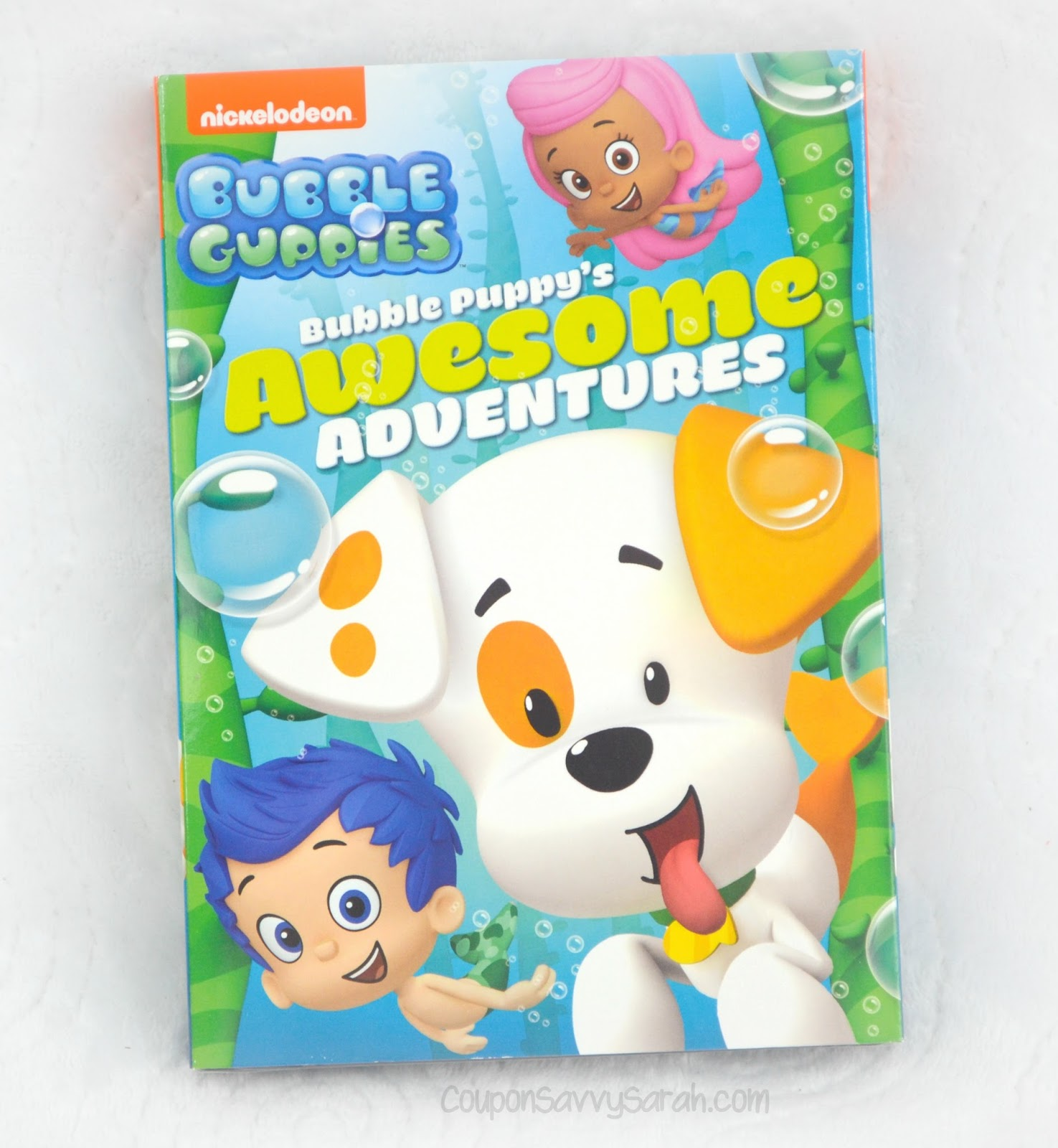 Coupon Savvy Sarah: Bubble Guppies: Bubble Puppy's Awesome