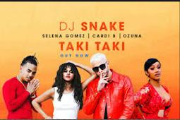 (5,3 MB) Selena Gomez, Dj Snake, Ozuna, Cardi B - Taki-Taki MP3