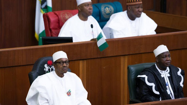 N'assembly: Nothing abnormal if Buhari assents to 2016 budget without seeing the details