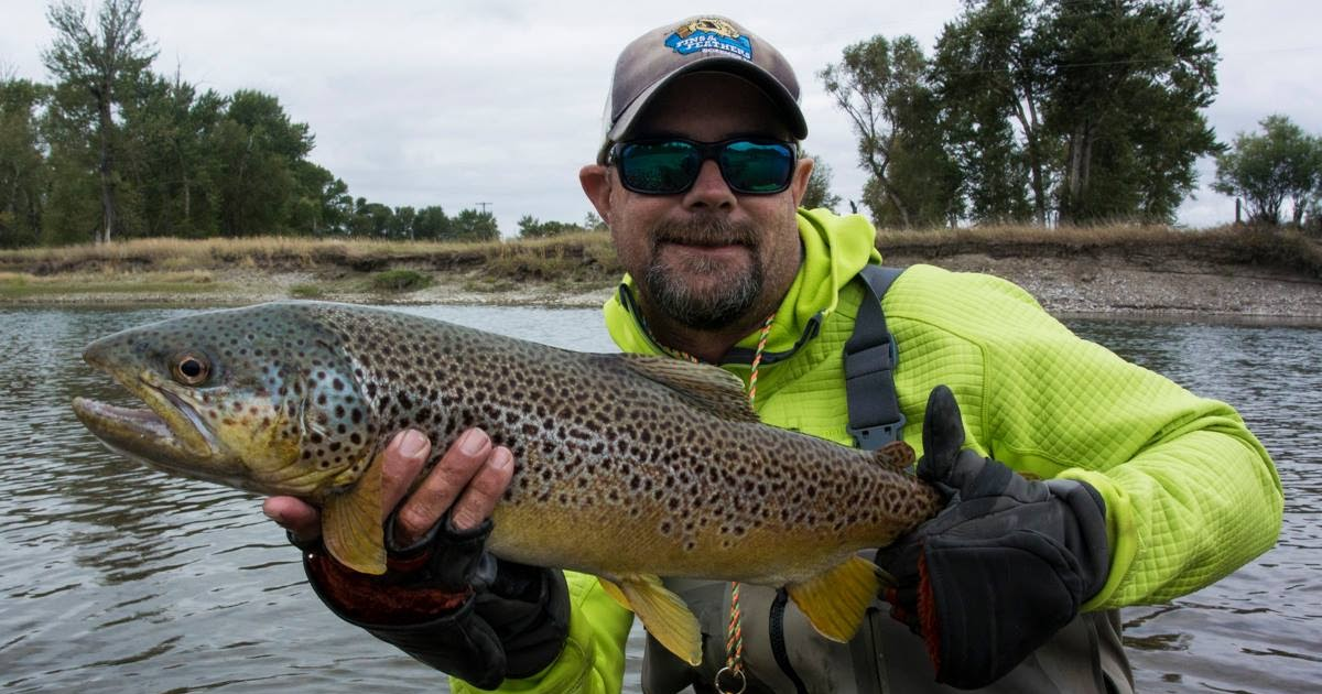 Montana Fly Fisher: April 20, 2017