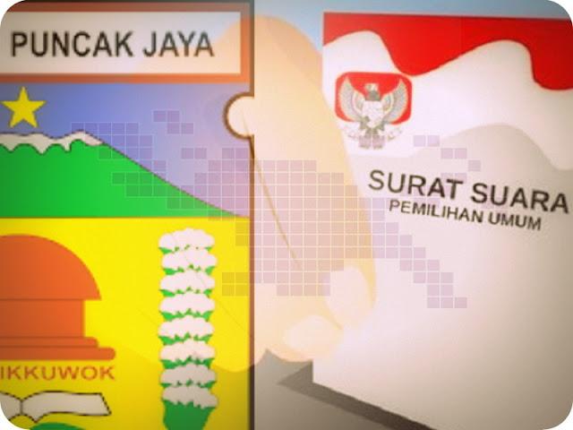 KPU Minta Seluruh Elemen Sukseskan Pemungutan Suara Ulang di Kabupaten Puncak Jaya