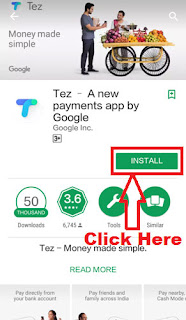 how to install google tez app