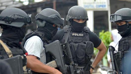 Densus 88 Tangkap Pria Diduga Terlibat Terorisme di Nganjuk