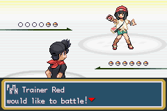 pokemon adventure red chapter screenshot 2