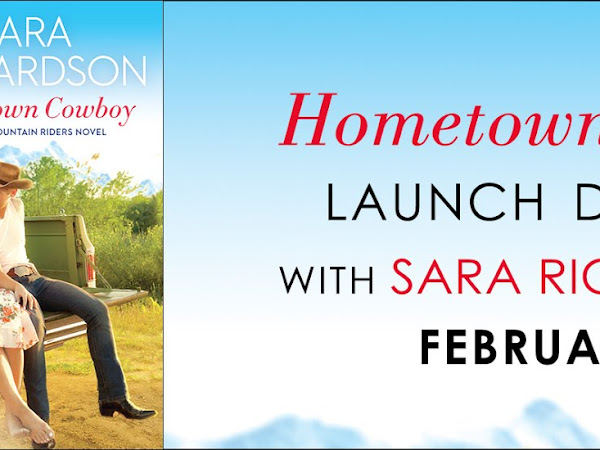 New Release: Hometown Cowboy (Rocky Mountain Riders #1) by Sara Richardson + Teaser, Excerpt, and GIVEAWAY