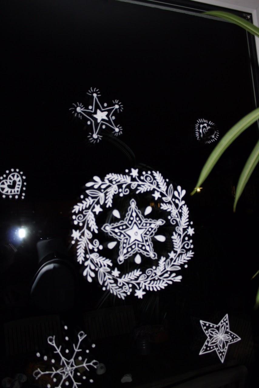 min ziari: Winter - Wunderstadt am heimischen Fenster