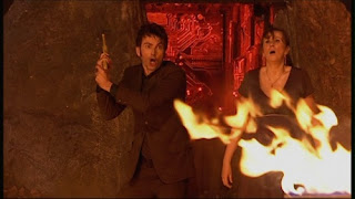 Doctor Who The Fires of Pompeii