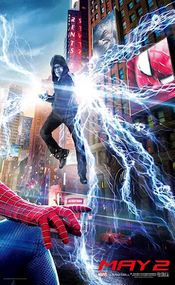Poster oficial The Amazing Spider-Man 2