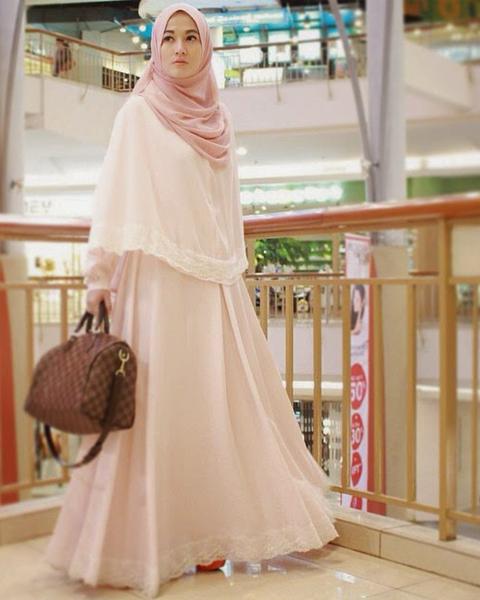 model baju jubah muslim