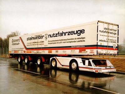 Αυτό το «φορτηγό» δεν μοιάζει με κανένα άλλο