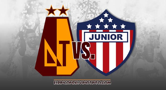 Lista la programación de la fecha 4 de los cuadrangulares de la Liga Águila 1 2019: DEPORTES TOLIMA recibirá a Junior