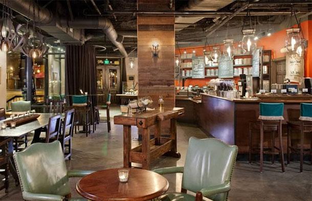 Illumination Starbucks And Led Lighting