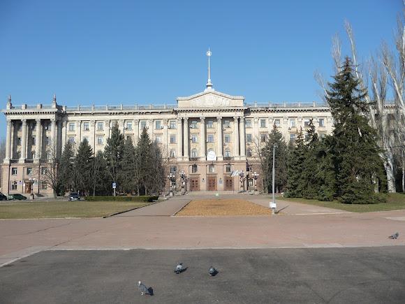 Николаев. Городской совет