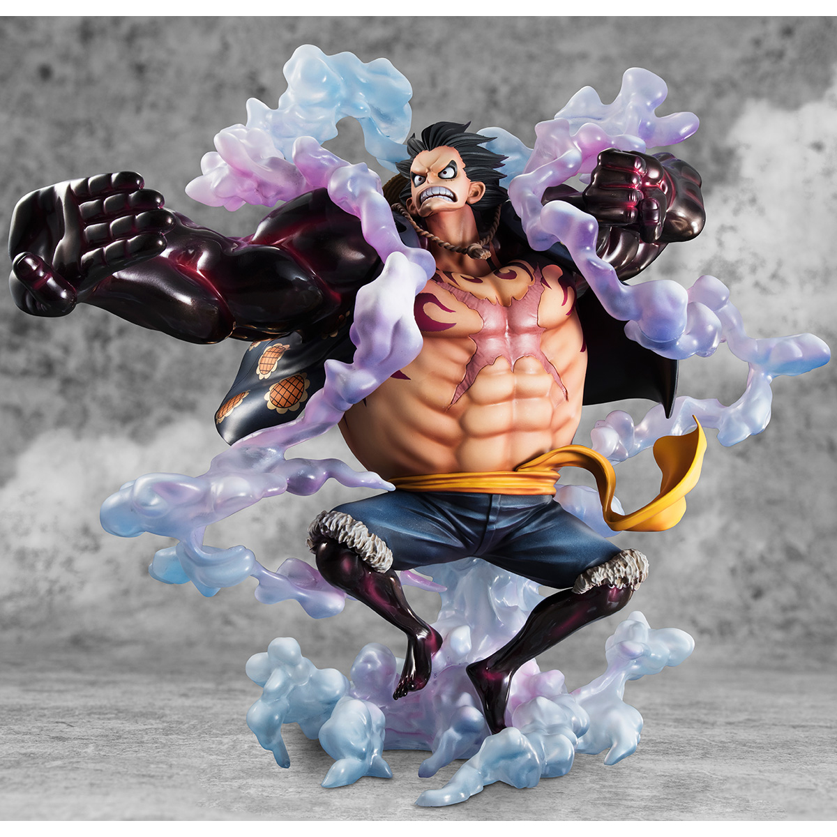 Portrait Of Pirates: The Collection: Monkey D. Luffy GEAR
