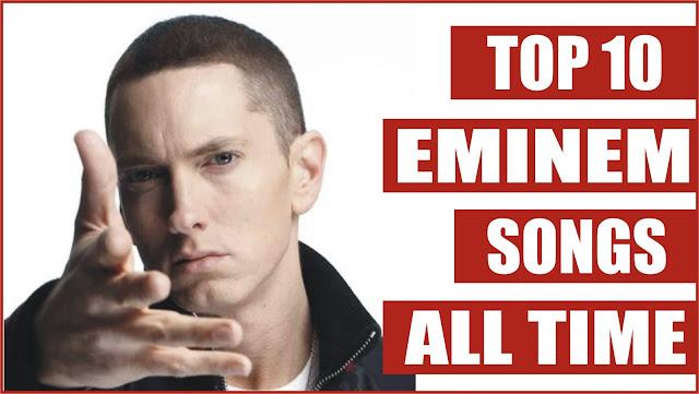 Eminem Song Lists