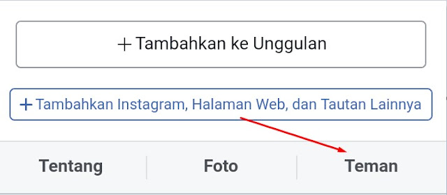 Cara Menyembunyikan Teman di Facebook Agar Tidak Dilihat Orang Lain
