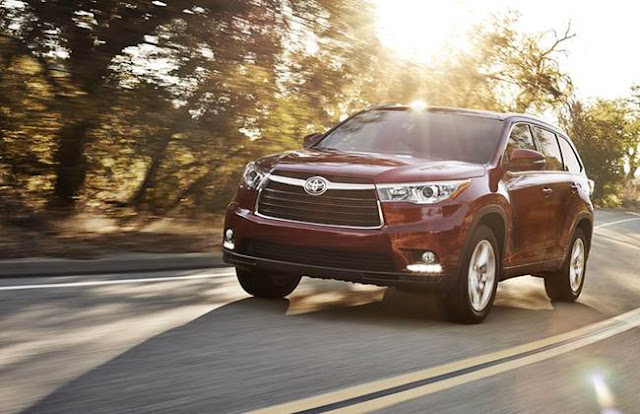 2016 Toyota Highlander Limited Platinum Price