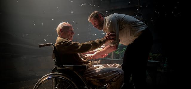 Hugh Jackman und Patrick Stewart als altes X-Men-Gespann.