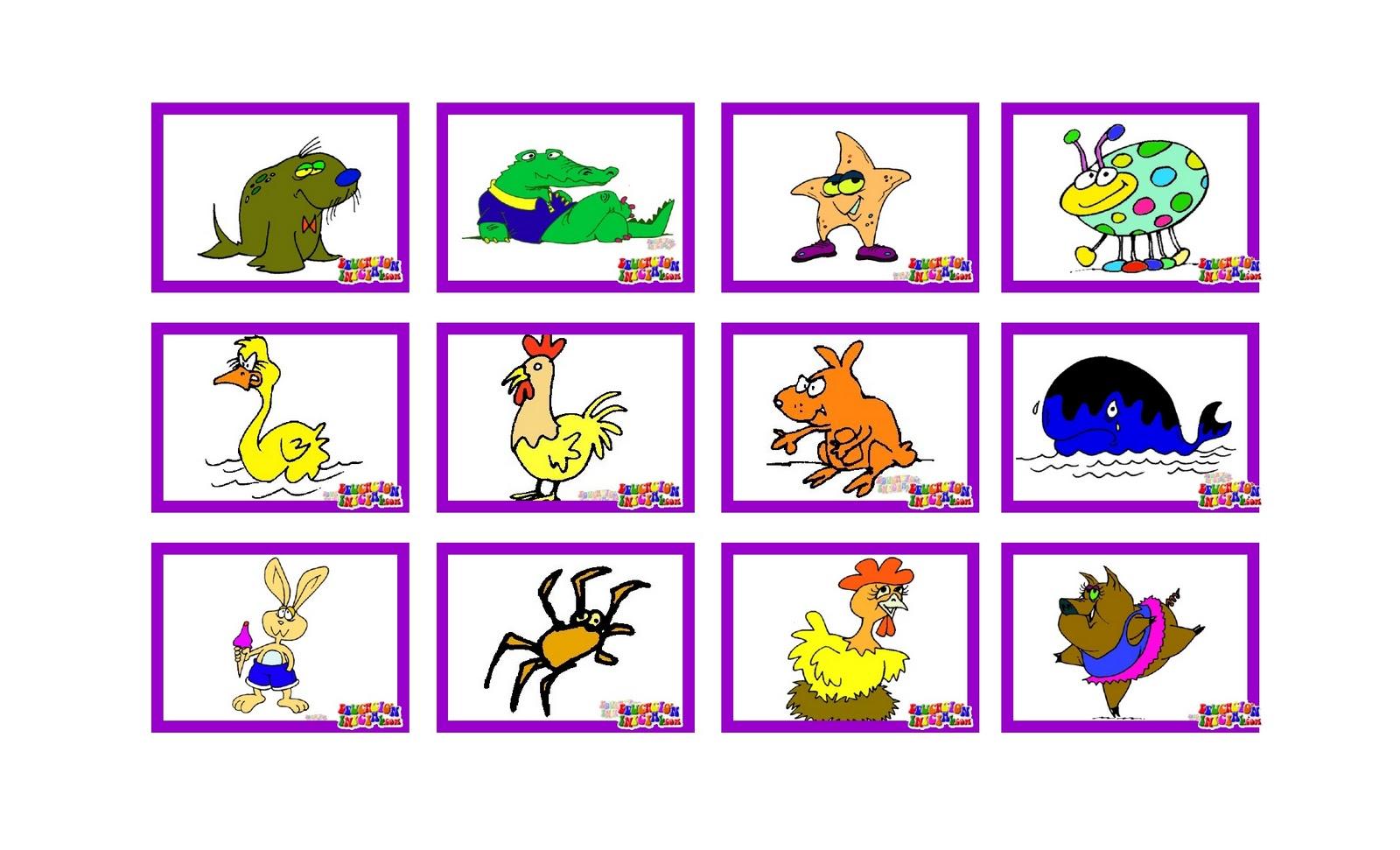 Cuentos Infantiles Cortos Para Colorear E Imprimir Imagui: Loterias Infantiles Para Imprimir