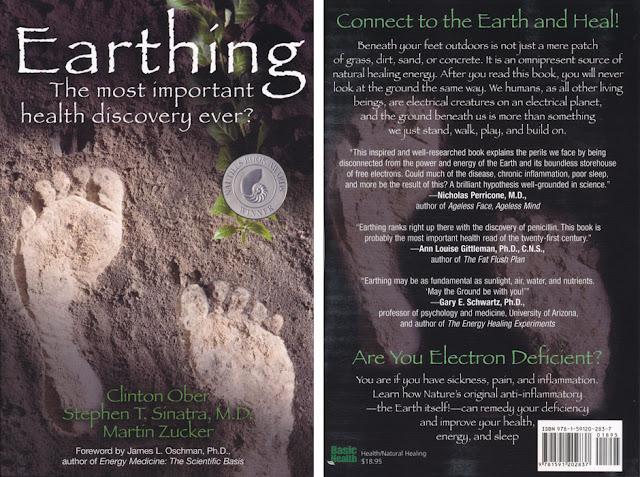 Earthing (γείωση) – ένα από τα σημαντικότερα θεραπευτικά μυστικά της φύσης.