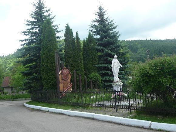 Пам'ятний знак до 600-річчя Сколе