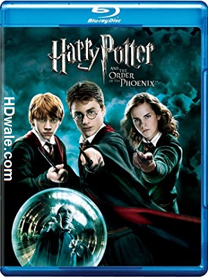 Harry Potter and the Order of the Phoenix (2007) English BluRay