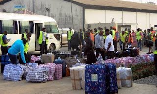 News: 34 Nigerians deported from US over varieties of criminal offences