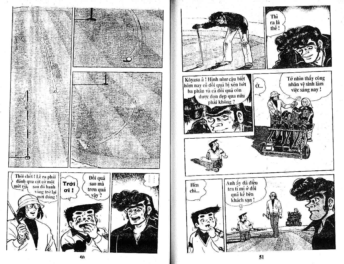Ashita Tenki ni Naare chapter 26 trang 24
