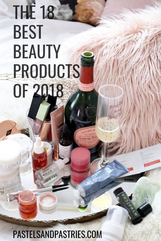 the 18 best beauty and skincare products of 2018