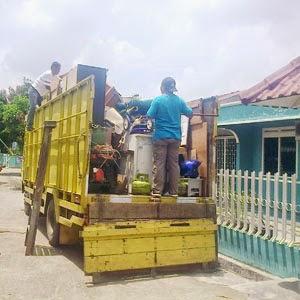 jasa trucking di Medan.