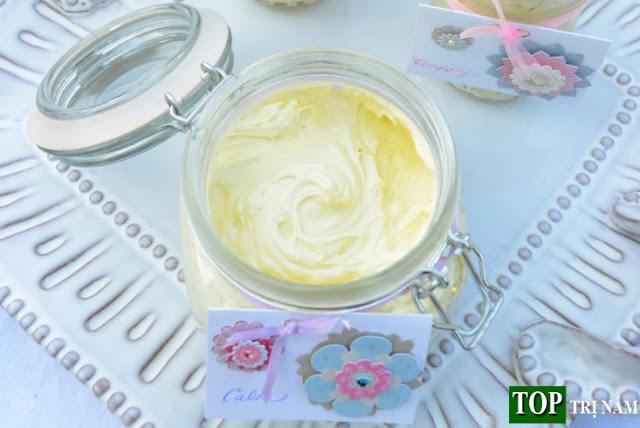 DIY: Cách làm kem dưỡng ẩm tại nhà chống lão hóa da cực hay
