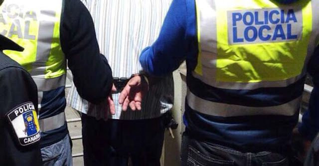Detenido un hombre por robo con lesiones, Las Palmas de Gran Canaria