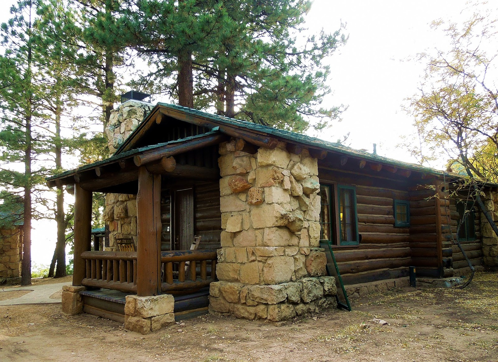 grand in hull kaibab recarea cabin daytime forest view the cabins national canyon exterior