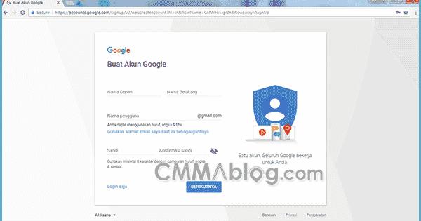 47+ Cara Membuat Email Baru Di Google mudah