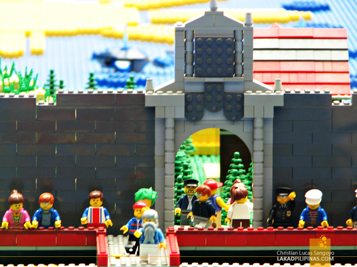 Lego Pilipinas Tara Na Exhibit Manila