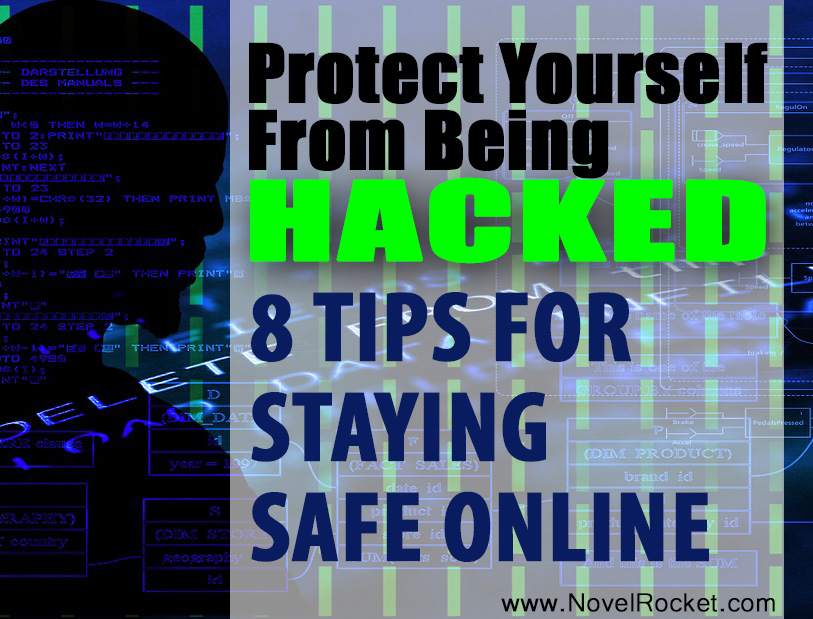 being safe online Being safe on the internet boy looking at computer screen with scary things on it the internet is amazing, but it can also be scary playing games, looking at videos and talking to friends online can be a lot of fun take a look at these tips to make sure you do it safely girl chatting on the internet don't give out information.