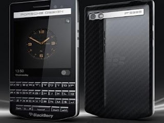 Blackberry Porsche P9983