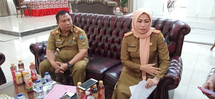 Lampung Selatan Memperoleh Dana Insentif Daerah Sebesar 34,5 Milyar.