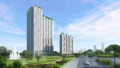 Dự án căn hộ cao cấp New City Quận 2 đã hoàn thiện,
