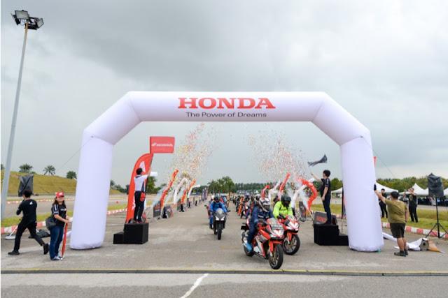 Honda Kicks Off 'Honda Asian Journey 2019' Malaysia