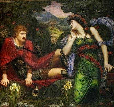 อโดนิส ตำนานดอกไม้แห่งความรัก