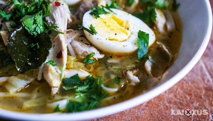 Resep Cara Membuat Soto Ayam Surabaya
