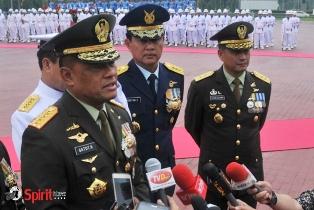 Panglima TNI,Negara Lain Iri Lihat Perekonomian Indonesia